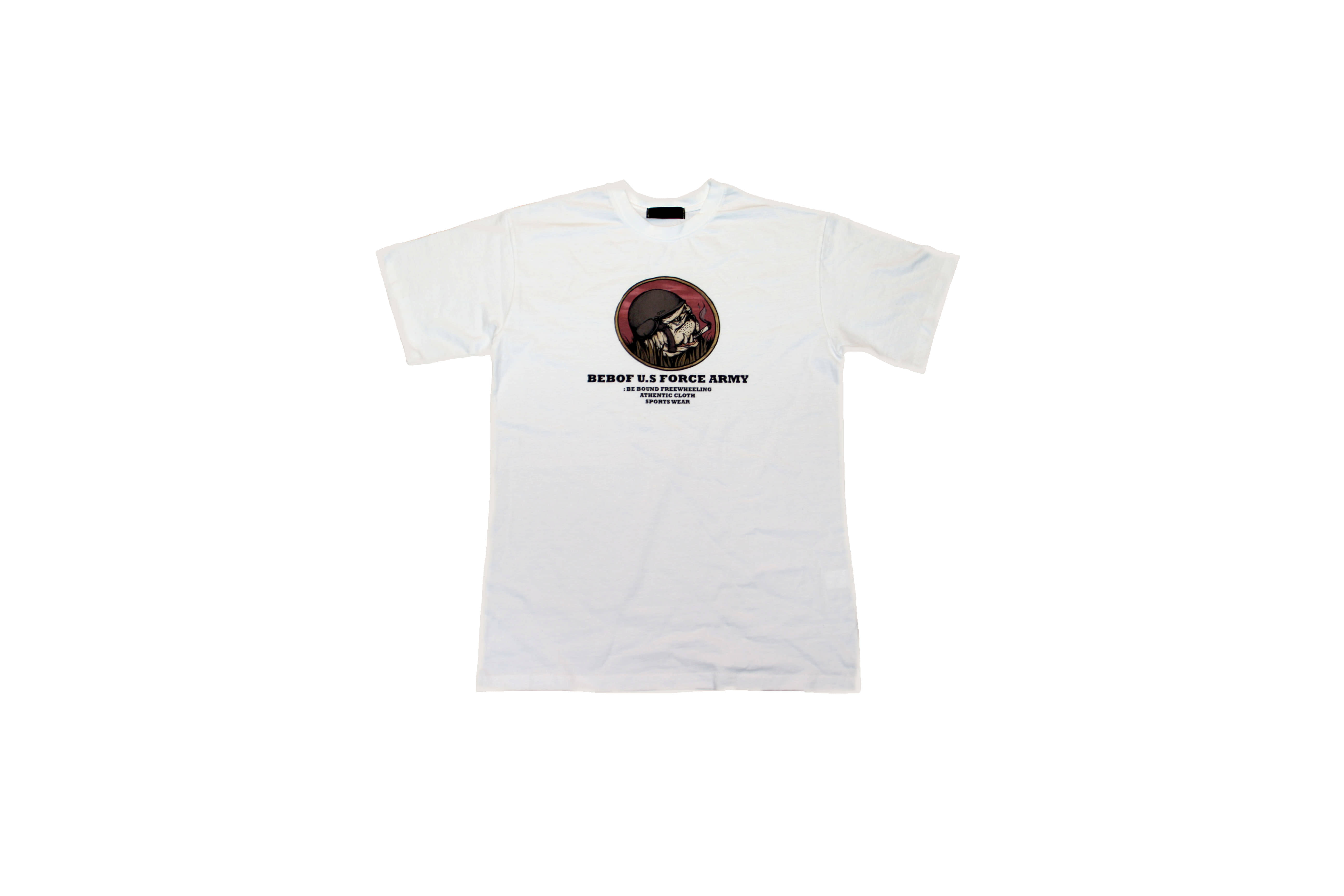 [비바프]White dog sport t-shirts