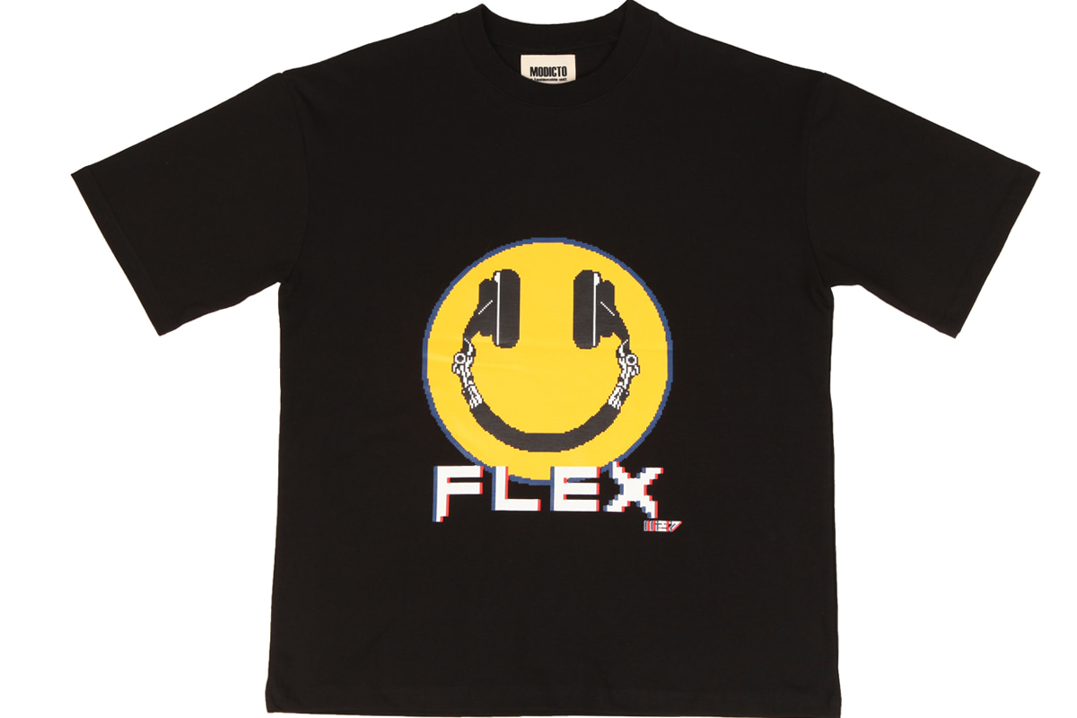 FLEX T-Shirts _ BLACK