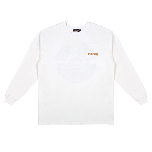 "[TYPE.DEF] ""Hungry For Adventure"" Long Sleeve"