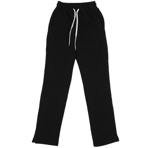 [모딕토] Loose Fit Long Pants_(Black)