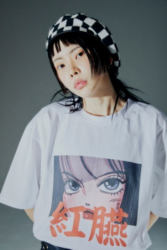 [러디칙스]RC Character T-shirt [White]