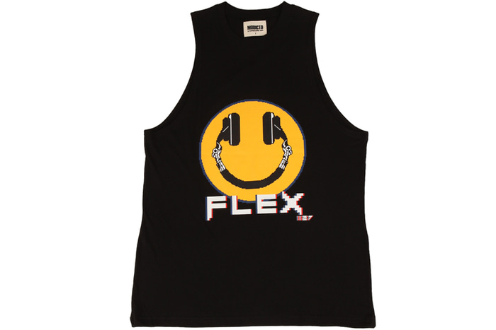 FLEX Sleeveless _ BLACK