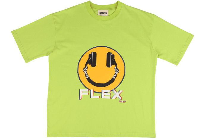 FLEX T-Shirts _ LIME