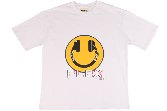 FLEX T-Shirts _ WHITE